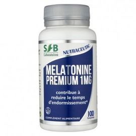 Sfb mélatonine premium 1mg 100 comprimés - sfb -222496