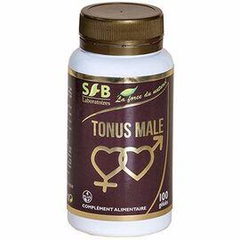 Sfb tonus male 307mg 100 gélules - sfb -216638