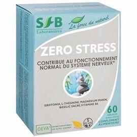 Sfb zero stress 60 gélules - sfb -215648