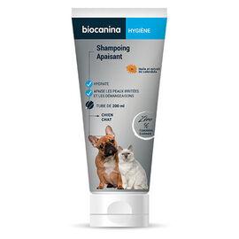 Shampoing apaisant - 200.0 ml - hygiène - biocanina -220468