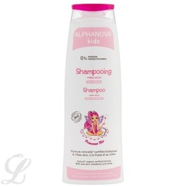 Shampoing bio - 200 ml - divers - alphanova -133347