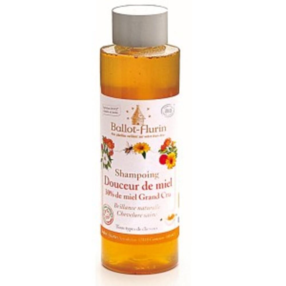 Shampoing douceur de miel bio - 250 ml - divers - ballot flurin -143249