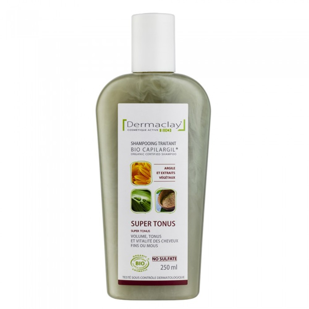 : shampoing douche vivifiant bio - 250 ml - divers - bio capilargil -188801