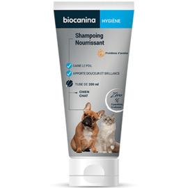 Shampoing nourrissant - 200.0 ml - hygiène - biocanina -220475