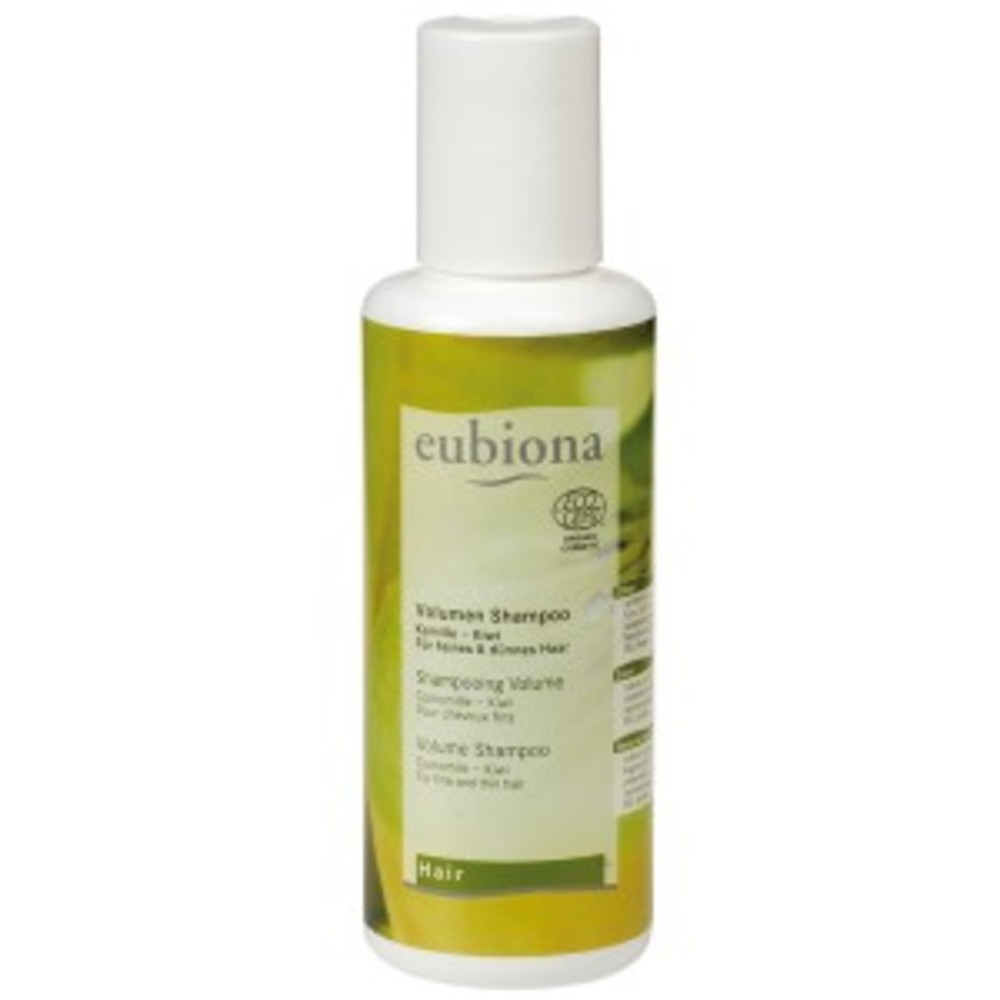 Shampoing volume camomille-kiwi bio - 200.0 ml - hair - eubiona -14446