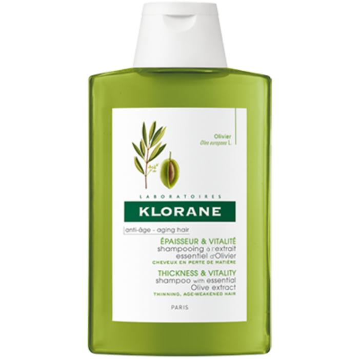 Shampooing à l'olivier 400ml Klorane-214382