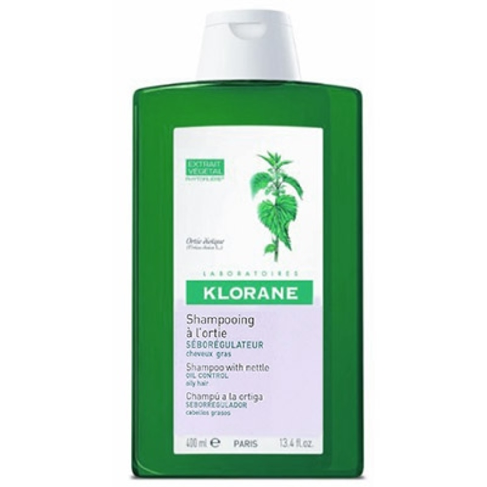 Shampooing à l'ortie 400ml - divers - klorane -127979