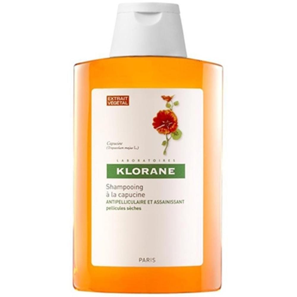 Shampooing à la capucine 200ml - divers - klorane -81992