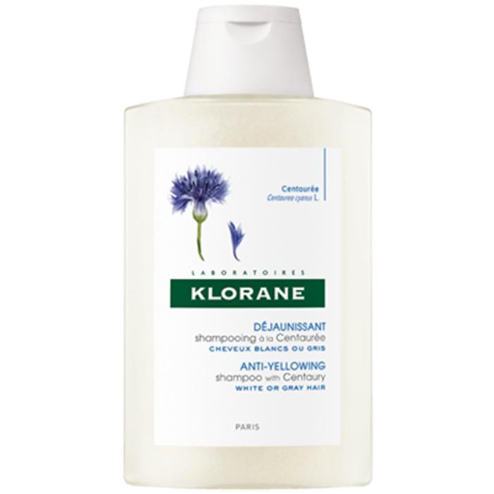Shampooing à la centaurée 200ml Klorane-216958