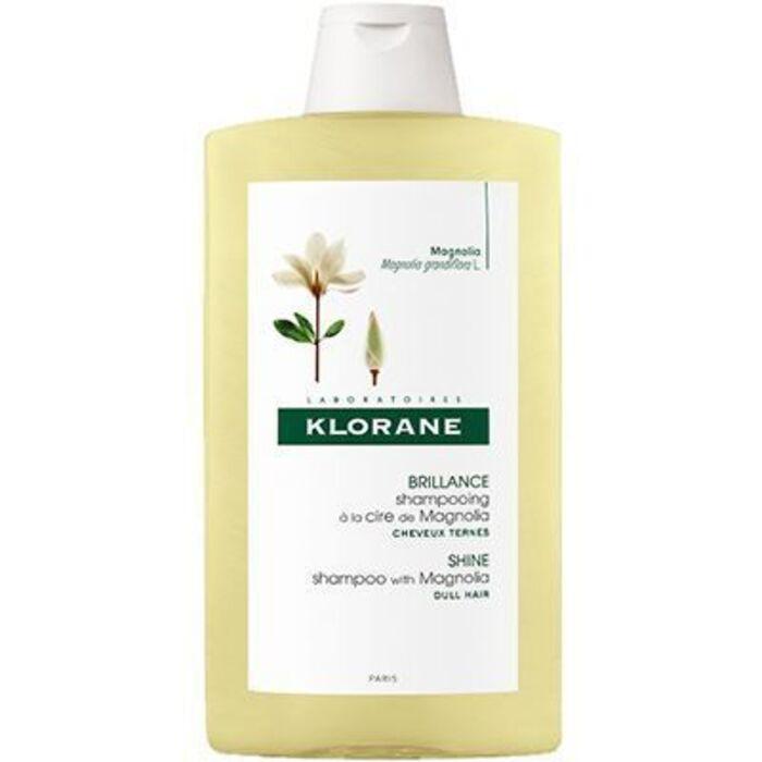 Shampooing à la cire de magnolia 400ml Klorane-222537