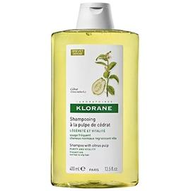 Shampooing à la pulpe de cédrat 400ml - divers - klorane -81927