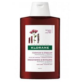 Shampooing à la quinine et aux vitamines b 200ml - 200.0 ml - divers - klorane -81859