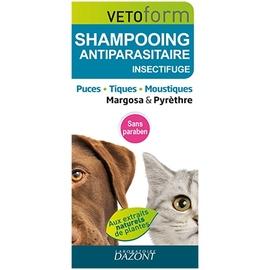 Shampooing anti-parasitaire - vetoform -203128