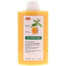 Shampooing au beurre de mangue - 400.0 ml - divers - klorane -81863
