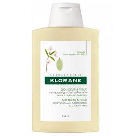 Shampooing au lait d'amande - 200.0 ml - divers - klorane -81857