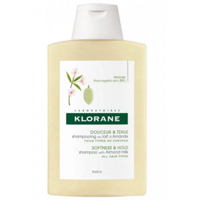Shampooing au lait d'amande Klorane-81857
