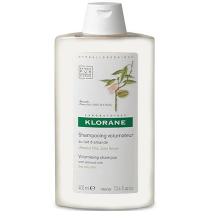 Shampooing au lait d'amande 400ml Klorane-81806