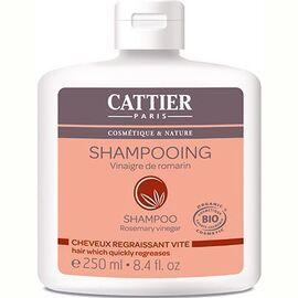 Shampooing cheveux gras vinaigre de romarin bio - 250.0 ml - shampooings - cattier Cheveux gras-1516