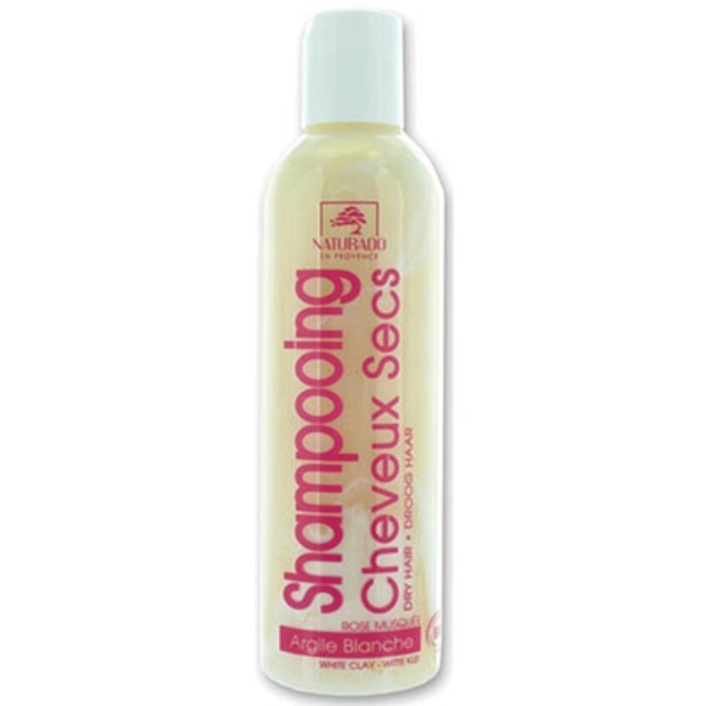 Shampooing cheveux secs bio 200ml - naturado -197969