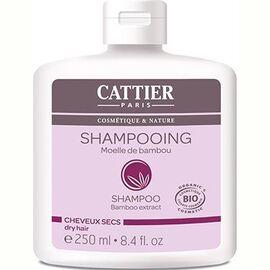 Shampooing cheveux secs moëlle de bambou bio - 250.0 ml - shampooings - cattier Cheveux secs-1514