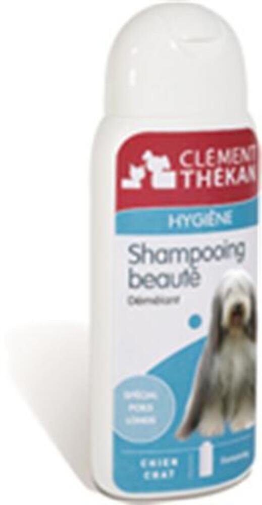 Shampooing démêlant - 200.0 ml - soin de la peau et du pelage - clement-thekan -10305