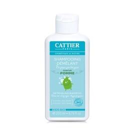 Shampooing démêlant kids - 200.0 ml - soins enfants - cattier Senteur Pomme-138873
