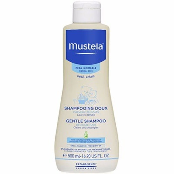 Shampooing doux 500ml Mustela-214678