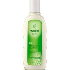 Shampooing equilibrant au blé - 190.0 ml - capillaires - weleda Réduit la formation de pellicules, équilibre le cuir chevelu-140619