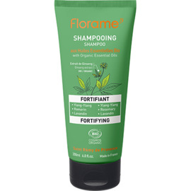 Shampooing fortifiant bio 200ml - florame -225614