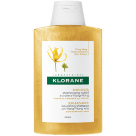 Shampooing nutritif à la cire d'ylang-ylang 200ml - 200.0 ml - klorane -224590