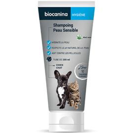 Shampooing peau sensible 200ml - biocanina -220474