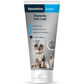Shampooing poils longs 200ml - biocanina -220472