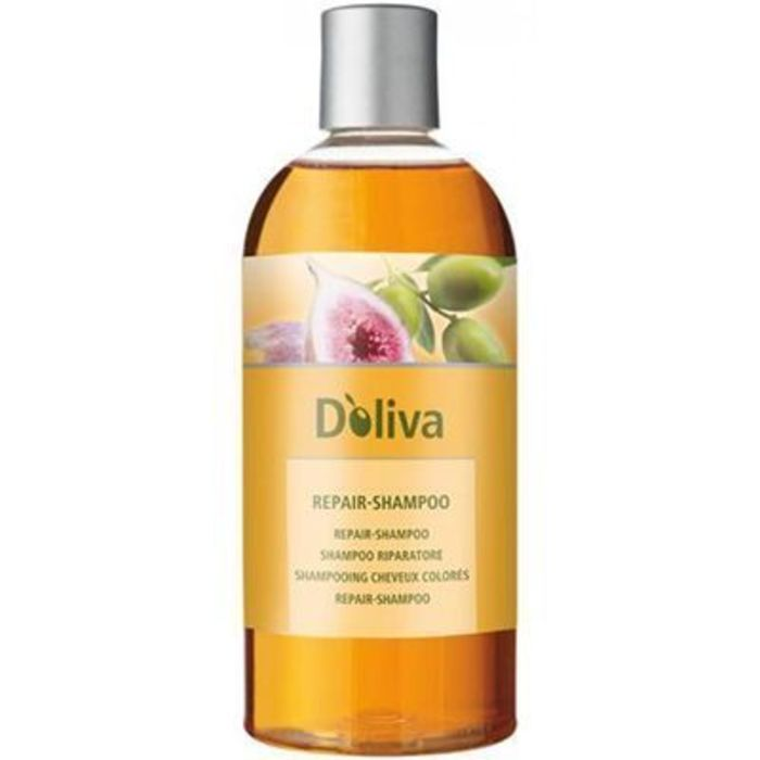 Shampooing réparateur cheveux colorés 500ml Doliva-219080