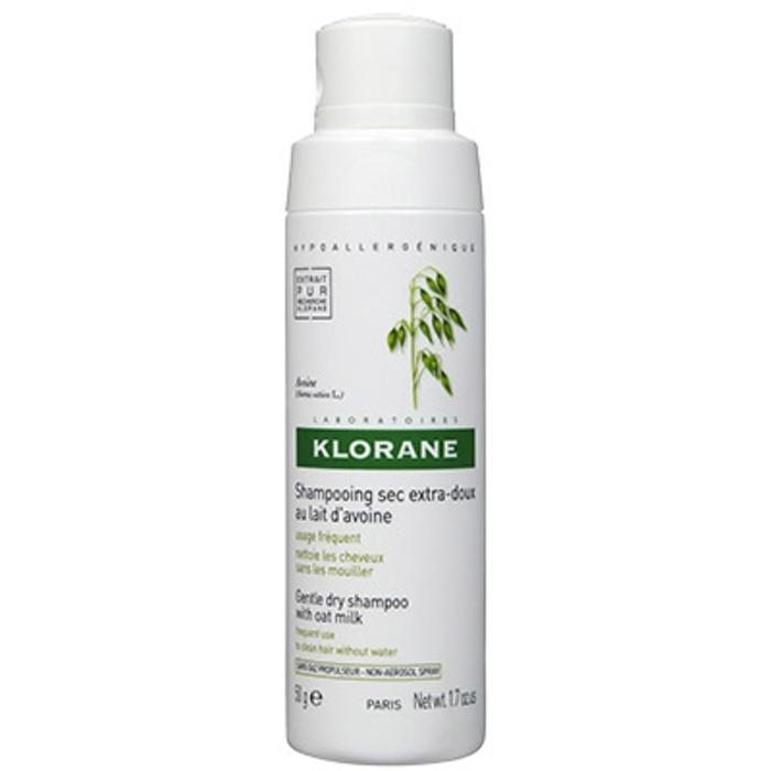 Shampooing sec au lait d'avoine rotopoudre 50g Klorane-81983