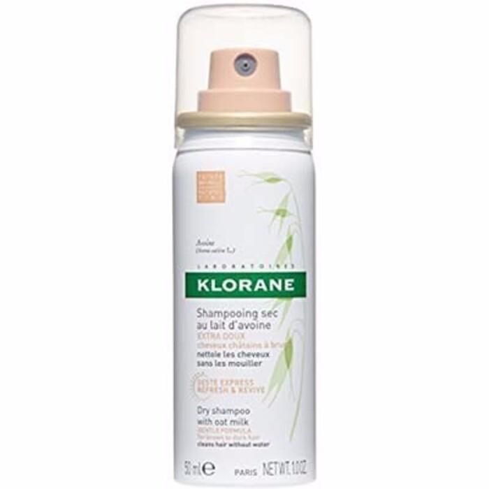 Shampooing sec au lait d'avoine teinté 50ml Klorane-214383