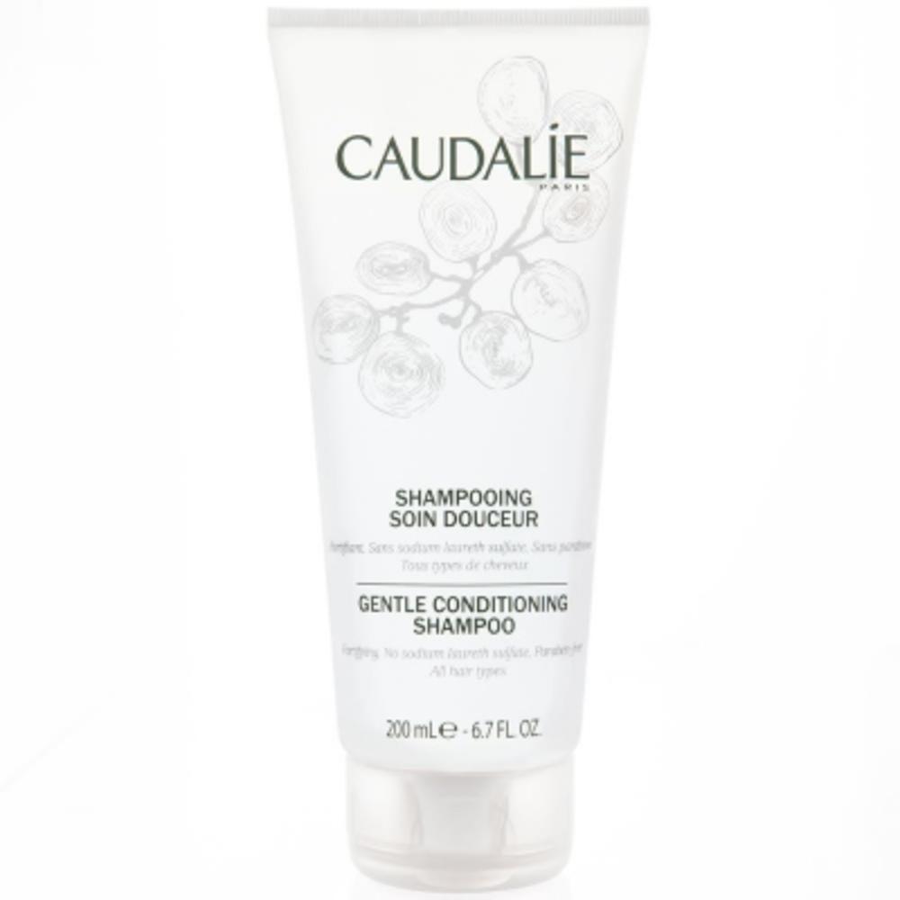 Shampooing soin douceur - 200ml - 200.0 ml - corps - vinothérapie - caudalie Nettoie, fortifie et protège les cheveux-13790