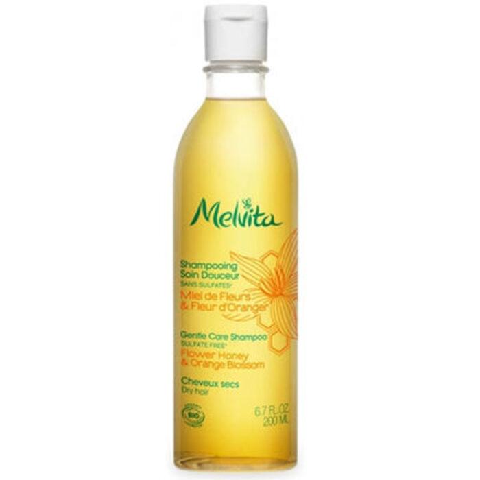 Shampooing soin douceur bio 200ml Melvita-213457