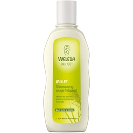 Shampooing usage fréquent au millet - 190.0 ml - capillaires - weleda Nettoie en douceur, préserve la brillance naturelle-140617