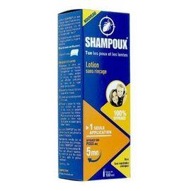 Shampoux lotion sans rinçage traitement anti poux 100ml - gifrer -221523