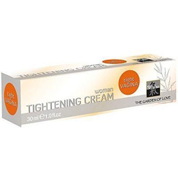 Shiatsu woman tightening cream 30ml Shiatsu-222422