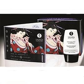 Shunga coffret week-end crème excitation point g - shunga -198686