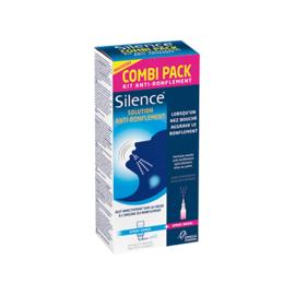 Silence anti-ronflement gros ronfleur - 50.0 ml - omega pharma -125756