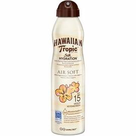 Silk hydration brume protectrice spf15 177ml - hawaiian tropic -214674