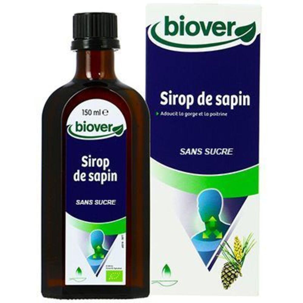 Sirop de sapin sans sucre 150ml - divers - biover -188883