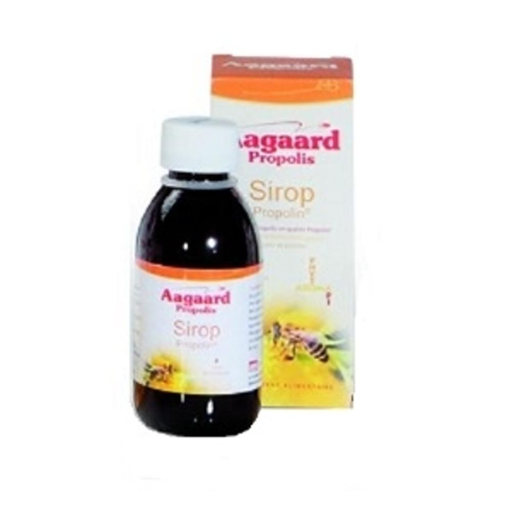 Sirop propolis - 150.0 ml - pratiques - aagaard propolis Calmant et adoucissant-1061