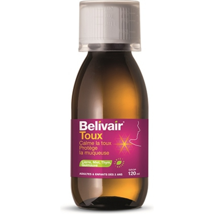 Sirop toux - 120ml Belivair-205905