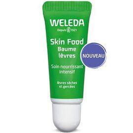 Skin food baume lèvres 8ml - weleda -223878