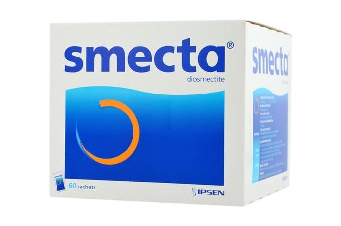 Smecta - 60 sachets Ipsen pharma-193585