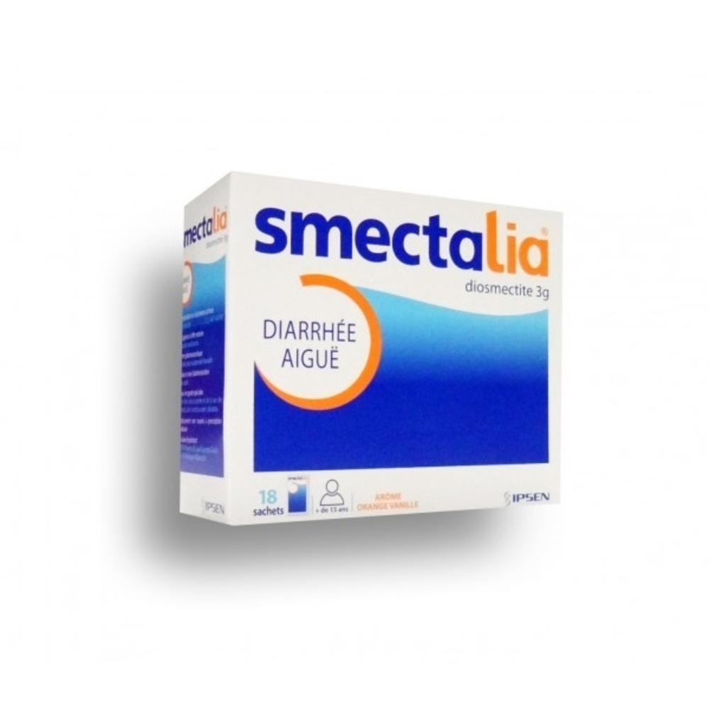Smectalia 3g - 3.0 g - ipsen pharma -192564