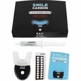 Smile carbon kit de blanchiment dentaire goût fraise - smile-carbon -223578